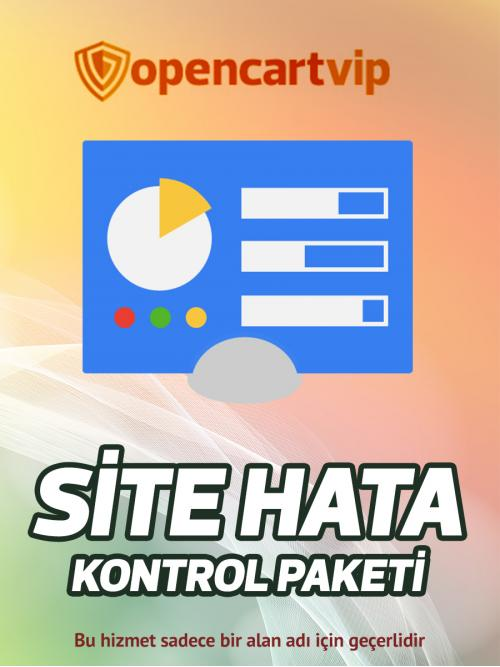 Site Hata Kontrol Paketi