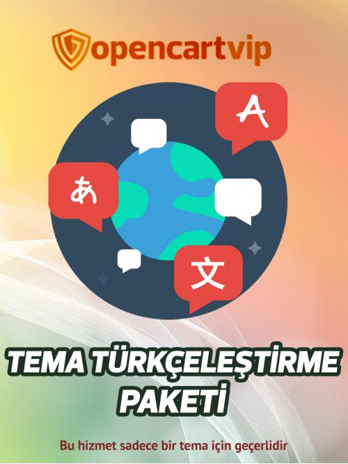 Tema Türkçeleştirme Paketi