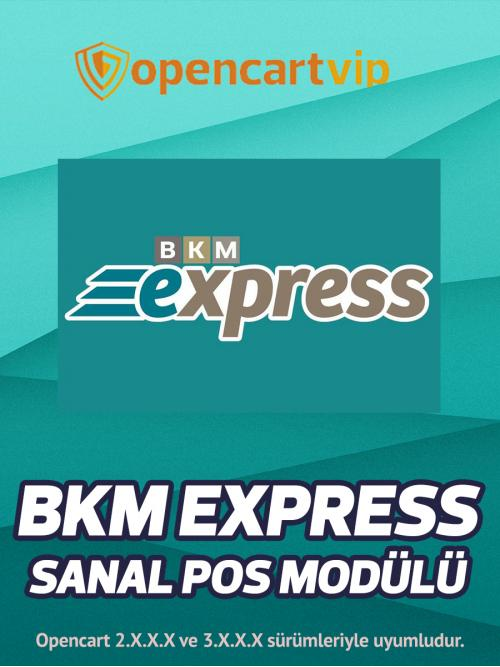 Bkm Express Sanal Pos Modülü
