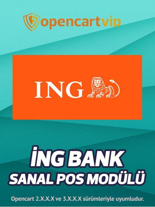 İngbank Sanal Pos Modülü