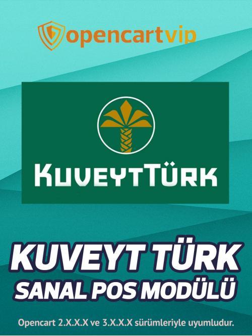 Kuveyt Türk Sanal Pos Modülü