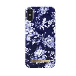 iDeal of Sweden iPhone X Sailor Blue Bloom Arka Kapak