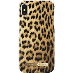 iDeal of Sweden iPhone X Wild Leopard Arka Kapak