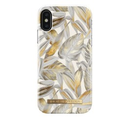 iDeal of Sweden iPhone X / Xs Golden Blush Marble Arka Kapak