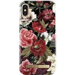 iDeal of Sweden iPhone X Antique Roses Arka Kapak