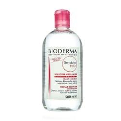 Bioderma Sensibio H2O - Makyaj ve Hassas Cilt Temizleyici Misel Solüsyon 500 ml