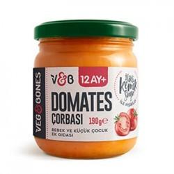 Doğal Domates Çorbası (190 gr)VegandBones